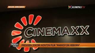 Nonton Presiden Jokowi Juga Nonton Film Warkop Dki Reborn Film Subtitle Indonesia Streaming Movie Download