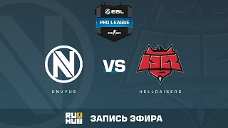 EnVyUs vs. HellRaisers - ESL Pro League S5 - de_cobblestone [Enkanis]