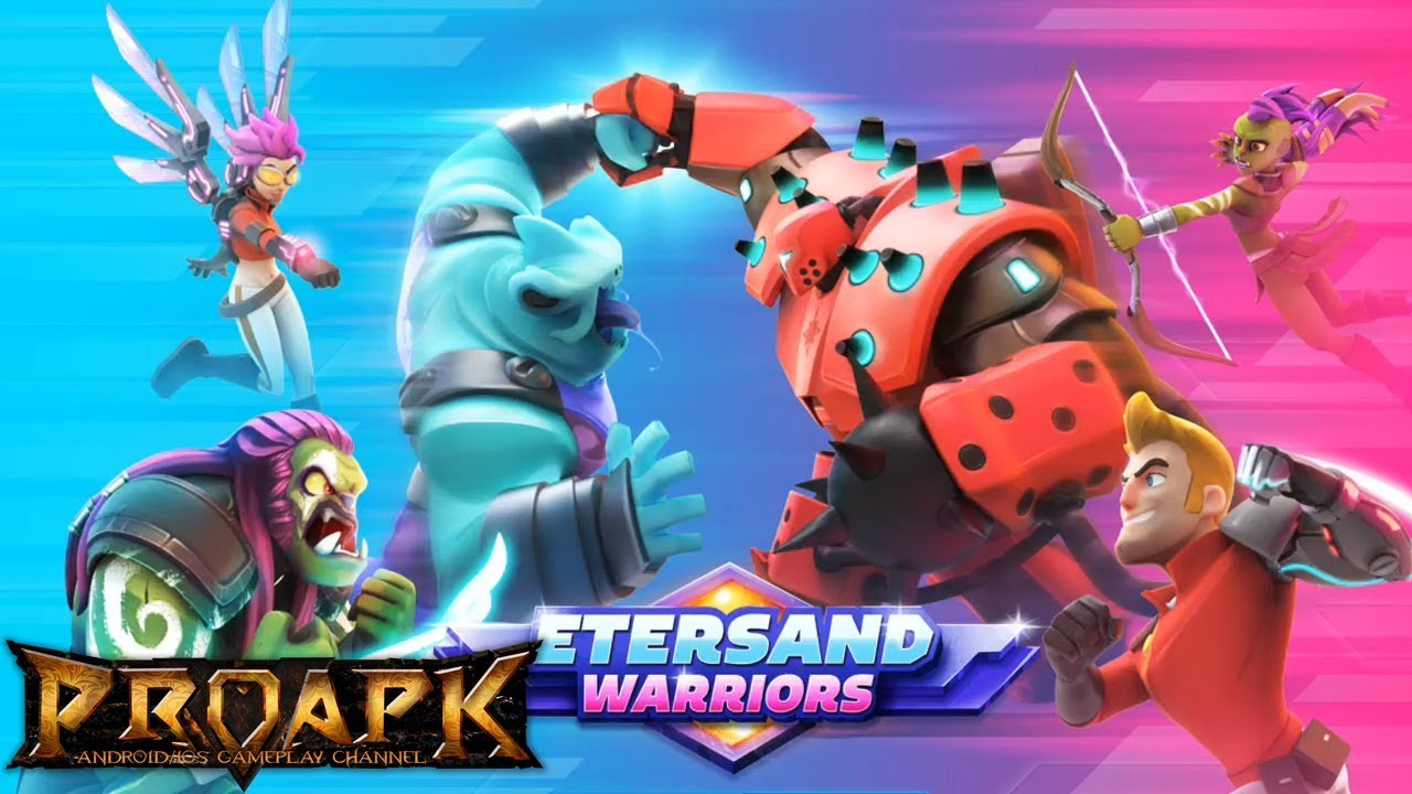 Etersand Warriors