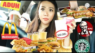 Video Orang DIDEPAN aku NENTUIN Apa Yang Aku Makan Selama 24 JAM! MP3, 3GP, MP4, WEBM, AVI, FLV Juli 2019