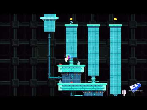 Fez Review - Does Fez live up to the pixelated beauty or is it all just an optical illusion? See more Fez media on GameTrailers: http://www.gametrailers.com/game/fez/5643.