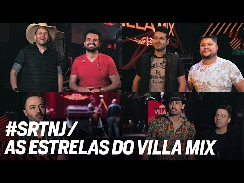 AS ESTRELAS DO VILLA MIX
