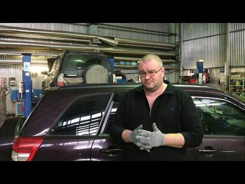 Suzuki Grand Vitara III - основные неисправности