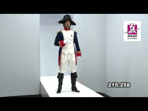 Costume de Napoléon XL-w10210