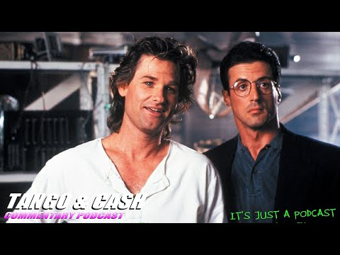 Tango and Cash 1989 Full Feature Movie Commentary #podcast