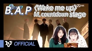 Mar 17, 2017 ... [Eng sub] B.A.P ( 비에이피 ) - Wake me up ( 웨이크미업 ) M.countdown stage nkorean reaction. JA JU. Loading. ... B.A.P - DYSTOPIA REACTION FT. JOSH nBINDER (50 SHADES OF ROCK) - Duration: 8:48. Ridgy720 5,414 ...
