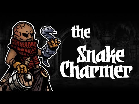 Darkest Dungeon Mods: How to play The Snake Charmer! (видео)