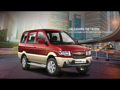 Chevrolet Tavera Neo 3 2014 review
