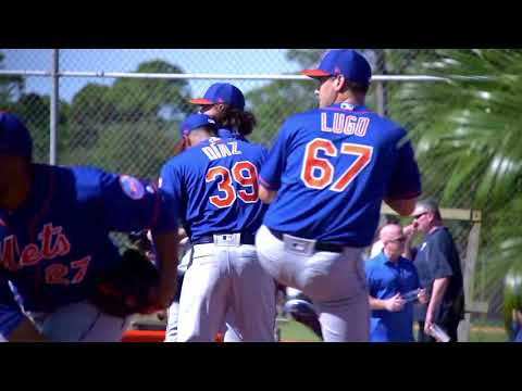 Video: WATCH: All the sights and sounds of 2019 Mets spring training!