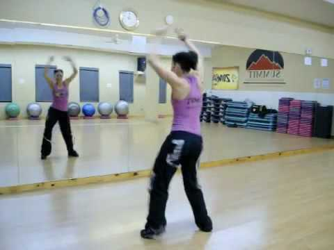 Thriller – Get Fit with Christal in Cornwall