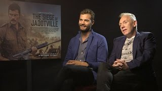 Jamie Dornan & Richie Smyth Interview: The Siege of Jadotville, new to Netflix