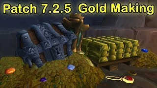 In this World of Warcraft Legion Gold Guide I will be having a discussion on Easy Gold making in Patch 7.2.5 while opening my mailbox for the month of May 20...
