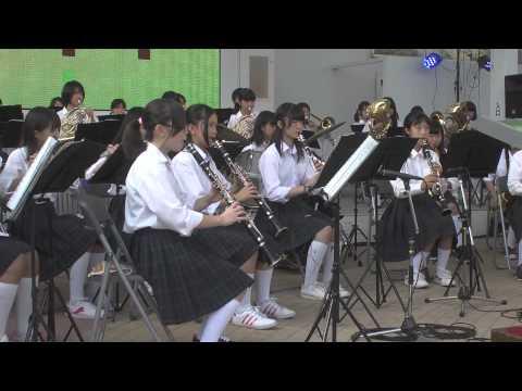 昭島市立清泉中学校 昭和の森音楽祭 ディズニー・ファンティリュージョン