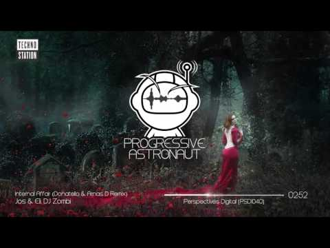 DJ Zombi, Jos & Eli - Internal Affair (Donatello & Arnas D Remix) [Perspectives Digital]