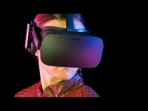 YouTube video: Oculus Rift review