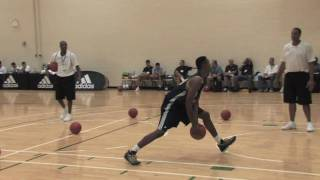 Scotty Hopson - Around the Key Dunking Drills