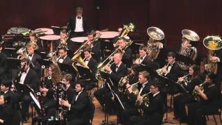 UMich Symphony Band - Leonard Bernstein - Symphonic Dances form West Side Story