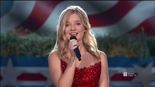 Jackie Evancho - God Bless America (Live)