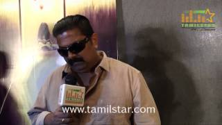Mysskin at Pisasu Movie First Look Launch