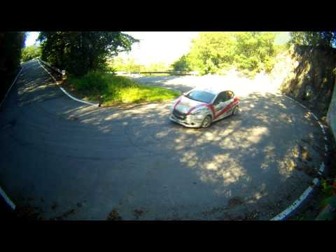 58° rally coppa valtellina 2014 ps ronde albosag