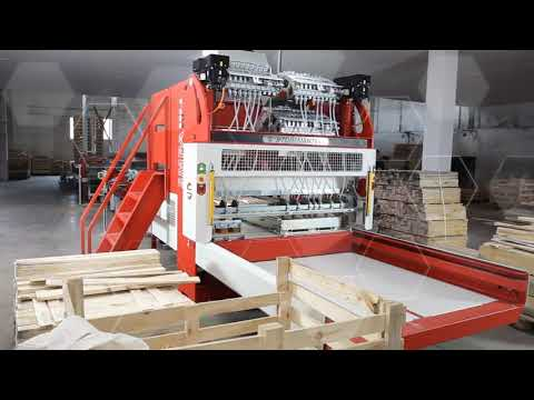 Der Nagelautomat SMPA 500.2 ED