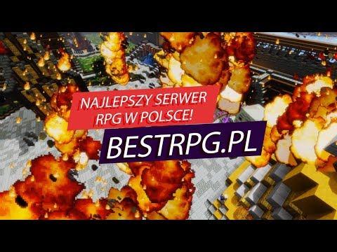 Nowy Serwer Minecraft 1.8 RPG