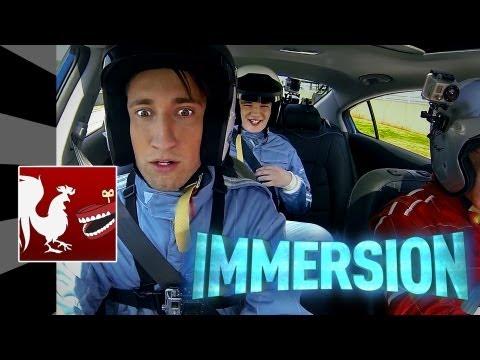 #9: Závodní simulátor