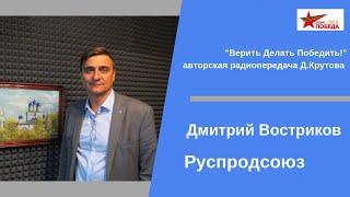 Дмитирий Востриков