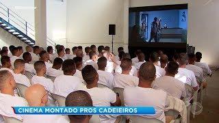 Presos do CPPII de Bauru assistem 'Nada Perder 2'