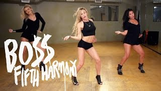 Fifth Harmony - BO$$ / BOSS (Dance Tutorial) - YouTube