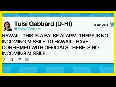 Fox News - Hawaii emergency officials say that the ballistic missile threat warning is a mistake