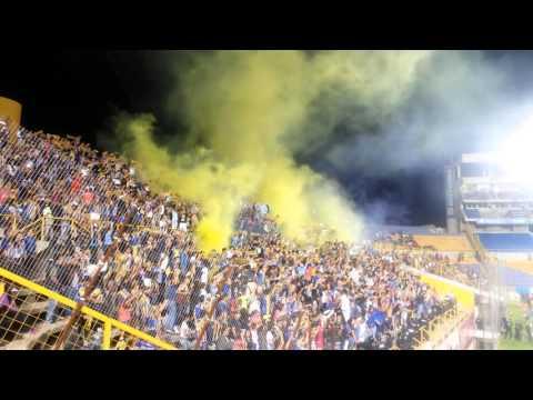 Color de la afición - Atletico San Luis 1-0 Celaya - La Guerrilla - San Luis
