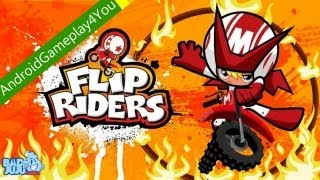 Flip Riders videosu