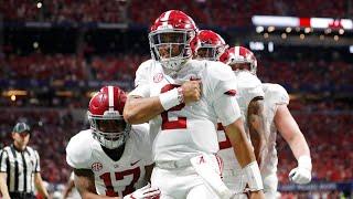 Alabama Vs Georgia Highlights 2018 SEC Championship