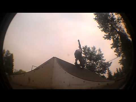Deer Park WA Skate Park with Dave Hill
