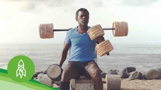 Download Youtube: One Man's Trash Is Another Man's Gym