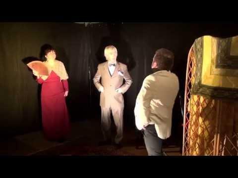 représentation théâtrale au théâtre le Parnasse à Mimizan