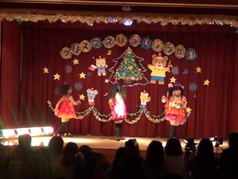 CANDY SMILE 城西保育園クリスマス発表会(弘前市)