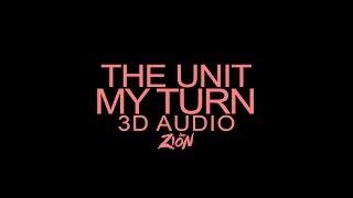 Download Lagu The Unit(더 유닛) - My Turn(마이 턴) (3D Audio Version) Mp3