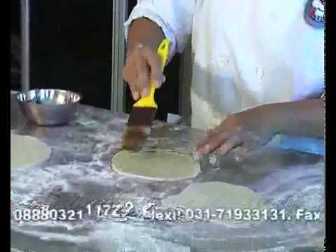 Resep Kulit Kebab - Mixer Bakery B7 - Tristar Machinery Jakarta PIN BB ...