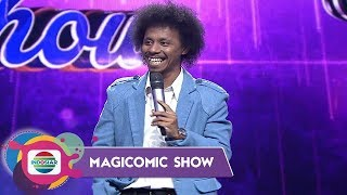 Video Wah Raim Laode Nilai Warga Jakarta Terlalu Lemah, Kenapa Yaa??!! - MAGICOMIC SHOW MP3, 3GP, MP4, WEBM, AVI, FLV Agustus 2019