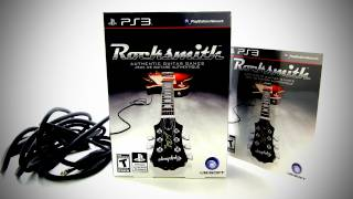 Buy Rocksmith here - http://amzn.to/JdLHgN THE NEW SITE http://unboxtherapy.com This is an unboxing of Rocksmith for the...