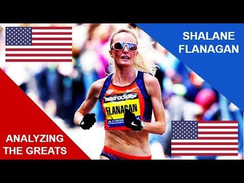 SHALANE FLANAGAN || ANALYZING THE GREATS || UNITED STATES