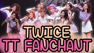 Video [FANCHANT LYRICS] Twice - TT MP3, 3GP, MP4, WEBM, AVI, FLV Juli 2018