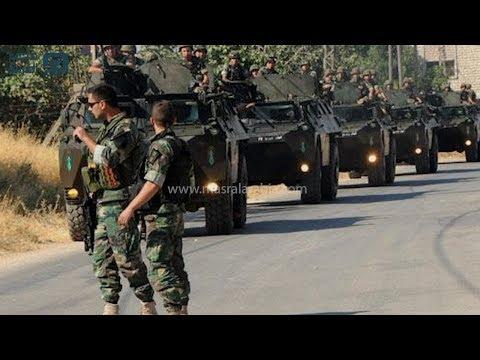 الجيش الأمريكي يتحرك للحدود مع المكسيك.. والسبب