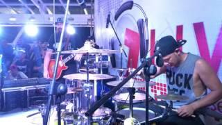 NTRL - Sakit Jiwa Live at Pitstop Skybar Palembang (DRUM ONLY)