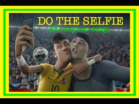 Do The Selfie – Neymar Song – Football Music Video – World Cup Brazil 2014 The Last Game Nike Advert