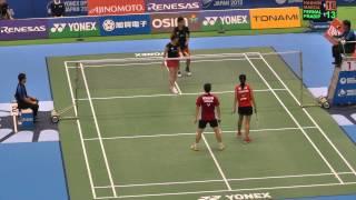 Video Badminton XD Fernaldi,Pradipta vs 橋本,前田 3G-2 Yonex Open Japan 2013.9.18 MP3, 3GP, MP4, WEBM, AVI, FLV November 2018