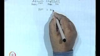 Mod-01 Lec-24 Representation Of Functionals On A Hilbert Spaces