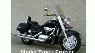1. 2008 Suzuki Boulevard C90T  motorbike Info Specs Details Transmission Dealers Engine